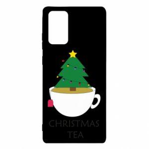 Etui na Samsung Note 20 Christmas tea