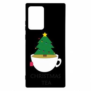 Etui na Samsung Note 20 Ultra Christmas tea