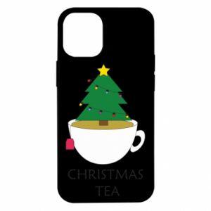 Etui na iPhone 12 Mini Christmas tea