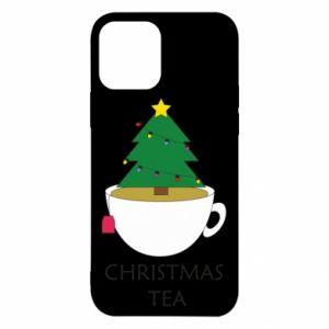 Etui na iPhone 12/12 Pro Christmas tea