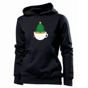 Women's hoodies Christmas tea