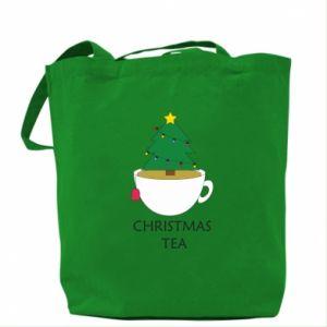Bag Christmas tea