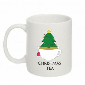 Mug 330ml Christmas tea