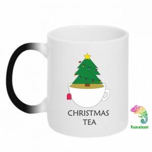 Kubek-magiczny Christmas tea