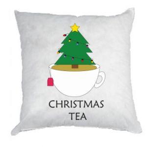 Pillow Christmas tea