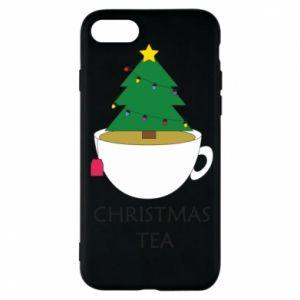 iPhone 7 Case Christmas tea