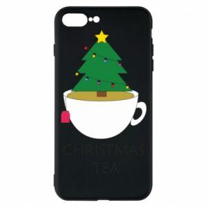 iPhone 7 Plus case Christmas tea