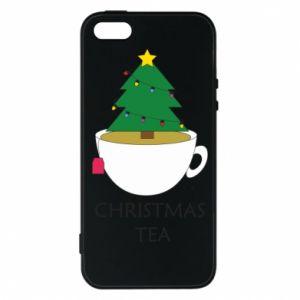 iPhone 5/5S/SE Case Christmas tea