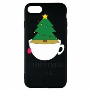 iPhone 8 Case Christmas tea
