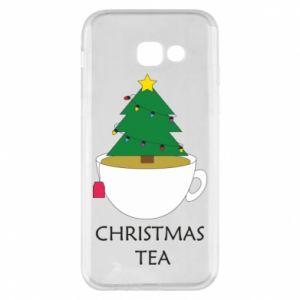 Samsung A5 2017 Case Christmas tea
