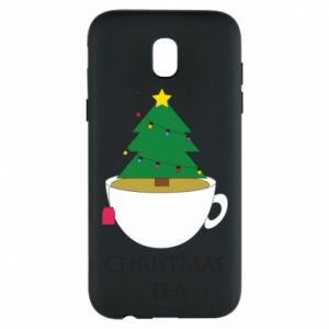 Samsung J5 2017 Case Christmas tea