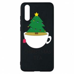 Huawei P20 Case Christmas tea