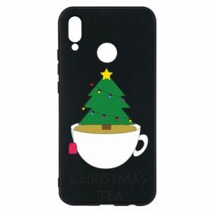 Huawei P20 Lite Case Christmas tea