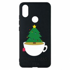 Xiaomi Mi A2 Case Christmas tea