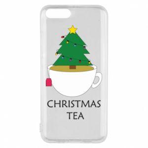 Xiaomi Mi6 Case Christmas tea