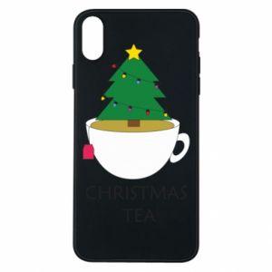 iPhone Xs Max Case Christmas tea
