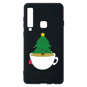 Samsung A9 2018 Case Christmas tea