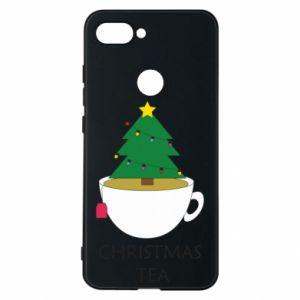 Xiaomi Mi8 Lite Case Christmas tea