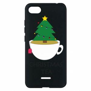 Xiaomi Redmi 6A Case Christmas tea
