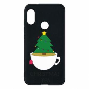 Mi A2 Lite Case Christmas tea