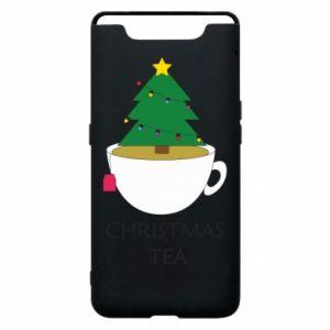 Samsung A80 Case Christmas tea