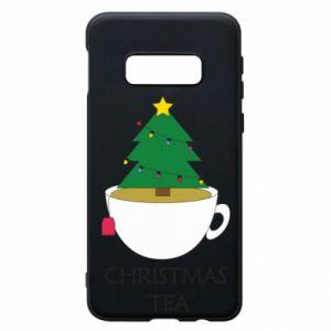 Samsung S10e Case Christmas tea