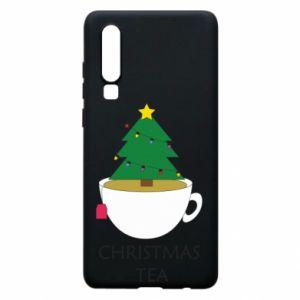 Huawei P30 Case Christmas tea