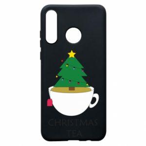 Huawei P30 Lite Case Christmas tea