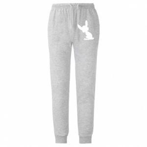 Męskie spodnie lekkie Shadow of a Bunny