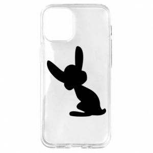 iPhone 12 Mini Case Shadow of a Bunny