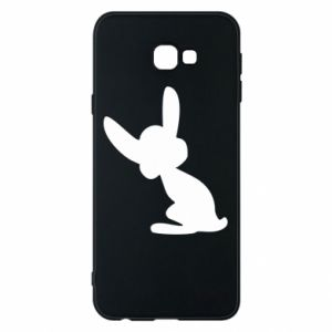 Phone case for Samsung J4 Plus 2018 Shadow of a Bunny