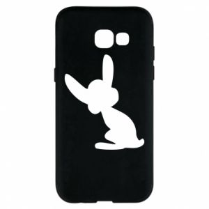 Phone case for Samsung A5 2017 Shadow of a Bunny