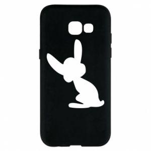 Samsung A5 2017 Case Shadow of a Bunny