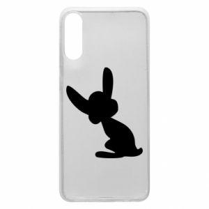 Samsung A70 Case Shadow of a Bunny
