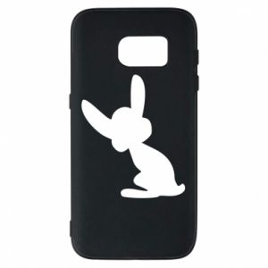 Phone case for Samsung S7 Shadow of a Bunny