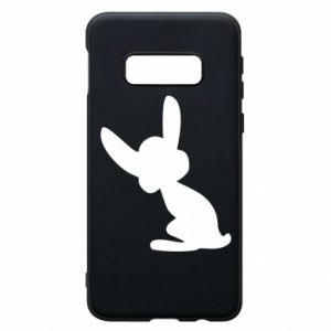 Phone case for Samsung S10e Shadow of a Bunny