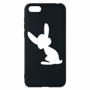 Phone case for Huawei Y5 2018 Shadow of a Bunny