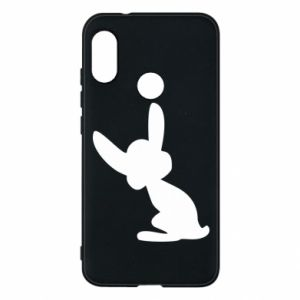 Phone case for Mi A2 Lite Shadow of a Bunny