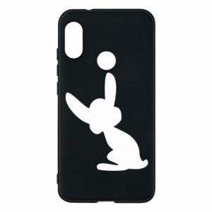 Mi A2 Lite Case Shadow of a Bunny