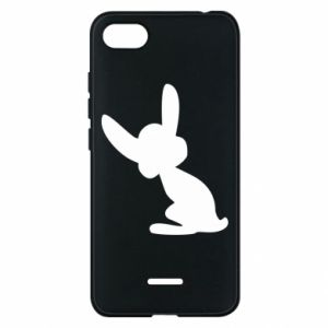 Phone case for Xiaomi Redmi 6A Shadow of a Bunny