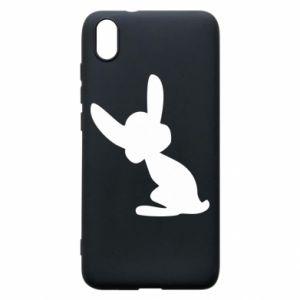 Xiaomi Redmi 7A Case Shadow of a Bunny