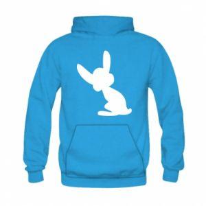 Kid's hoodie Shadow of a Bunny