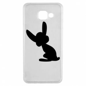 Samsung A3 2016 Case Shadow of a Bunny