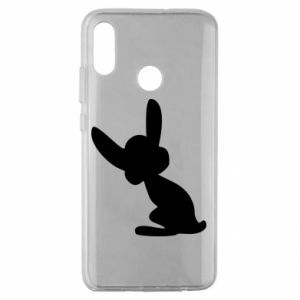 Huawei Honor 10 Lite Case Shadow of a Bunny