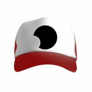 Kid's Trucker Hat Circle