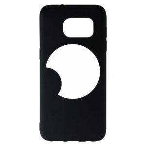 Samsung S7 EDGE Case Circle