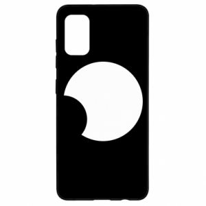 Samsung A41 Case Circle