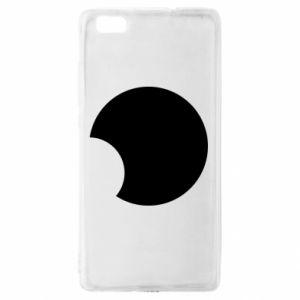 Huawei P8 Lite Case Circle