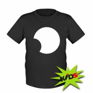 Kids T-shirt Circle
