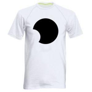Men's sports t-shirt Circle